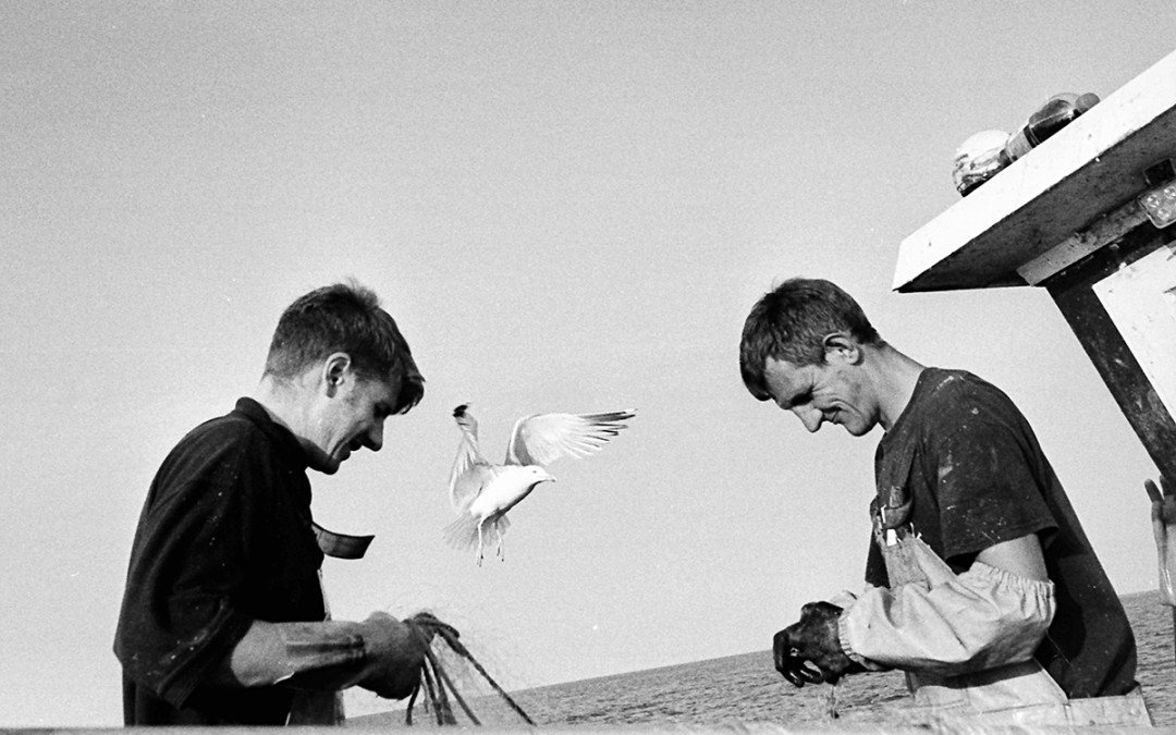 The Working Lives of Hastings Fishermen