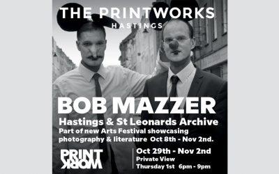 Printworks: Bob Mazzer