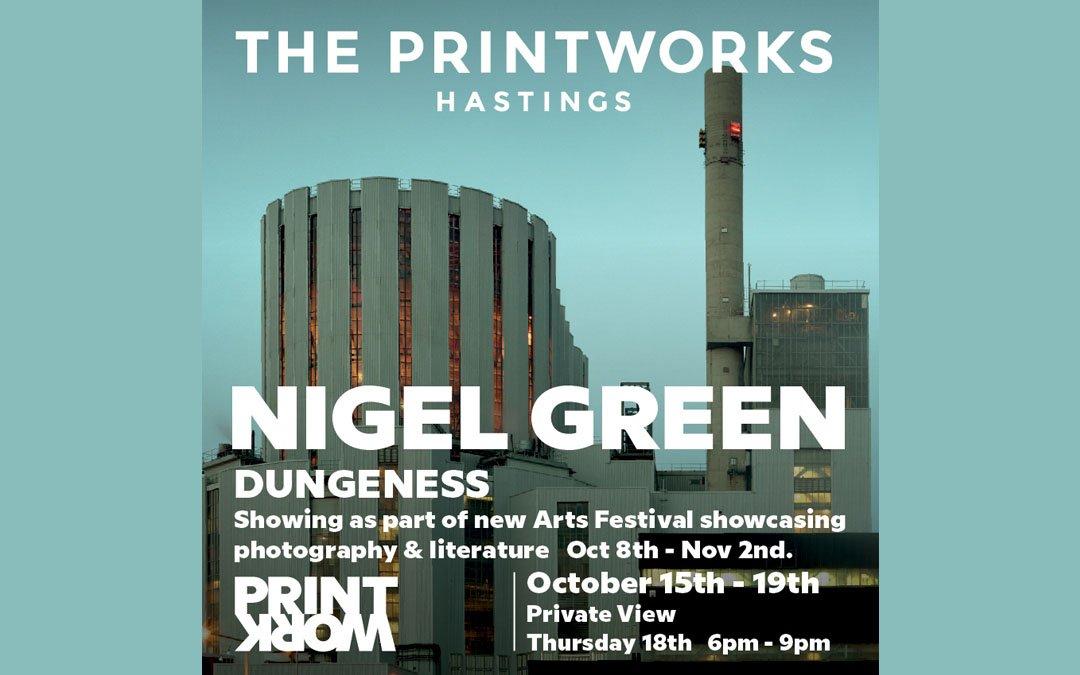 Printworks: Nigel Green