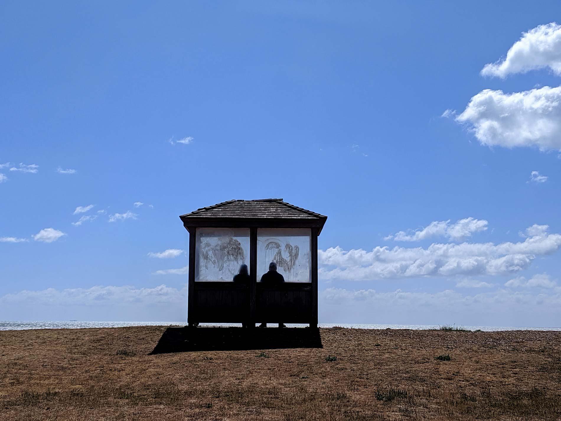 Frank Francis : Shelter