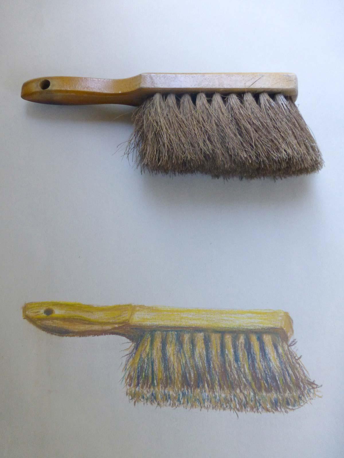 Roz Cran : My Favourite Brush