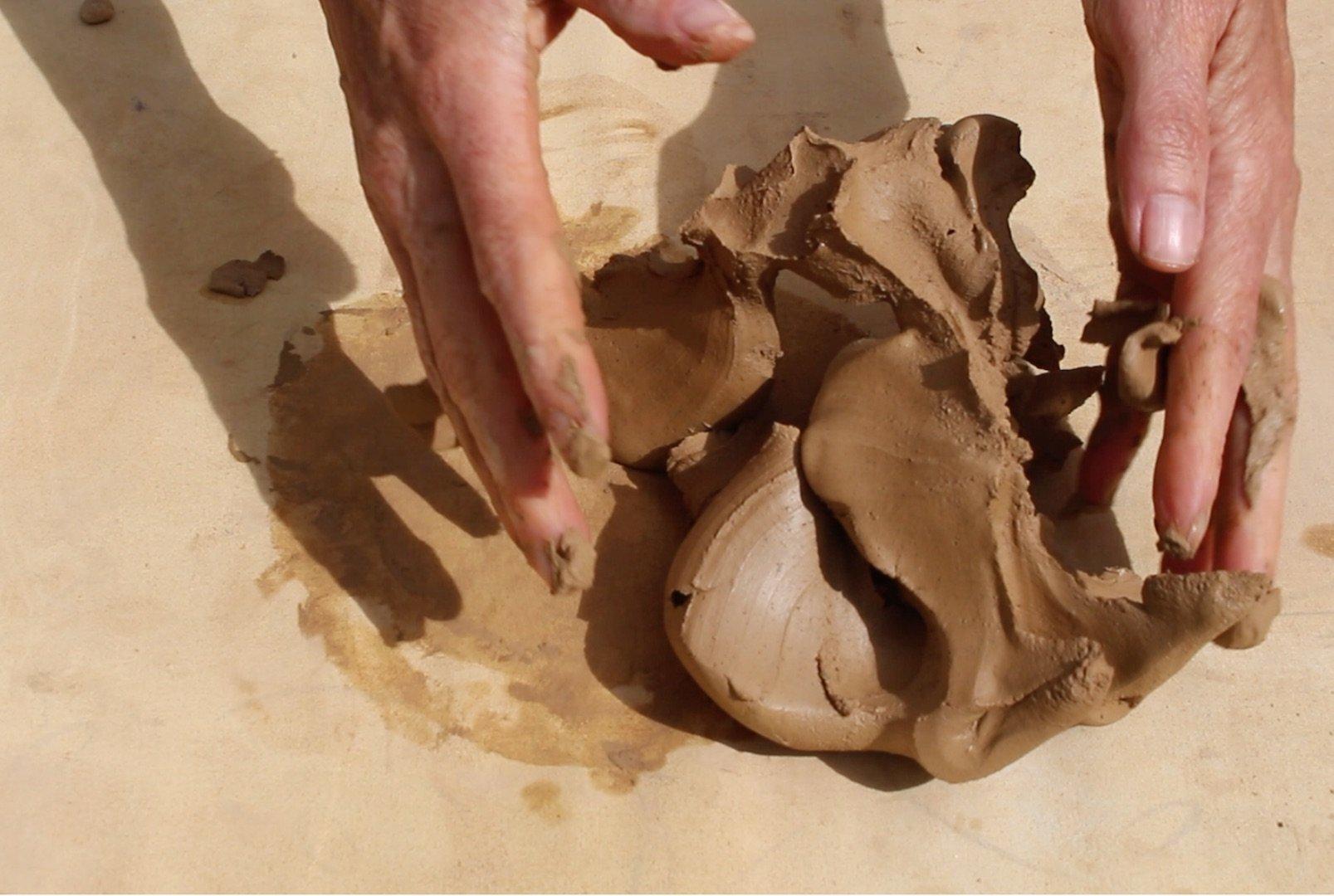 Sharon Haywood : Hand-making